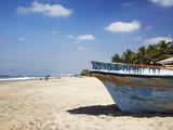 Mount Lavinia Beach  Mount Lavinia  Colombo  Sri Lanka  Asia