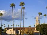 First Congregational Church in Downtown Riverside  California  USA
