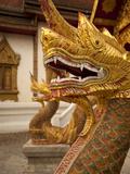 Wat Tung Yu  Chiang Mai  Chiang Mai Province  Thailand  Southeast Asia  Asia