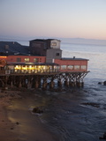 Old Restored Cannery in Monterey  California  United States of America  North America