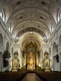 Basilica of St Anne  Altoetting  Bavaria  Germany  Europe