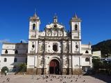 Iglesia Los Dolores  Tegucigalpa  Honduras  Central America