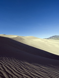 Great Sand Dunes National Park  Colorado  USA