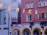 Downtown Venice Beach  Los Angeles  California  United States of America  North America