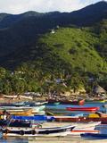 Taganga  Caribbean Coast  Colombia  South America