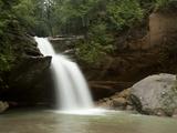 Hocking Hills State Park  Ohio  United States of America  North America