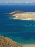 Graciosa Island  Canary Islands  Spain  Atlantic  Europe
