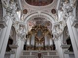 St Stephan's Cathedral  Passau  Bavaria  Germany  Europe