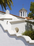 San Luis Rey Mission  Oceanside  California  USA