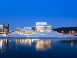 Oslo Opera House  Snohetta Architect  Oslo  Norway  Scandinavia  Europe