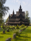 Heddal Stave Church  Heddal  Norway  Scandinavia  Europe