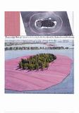 Surrounded Islands, Miami III Reproduction d'art par Christo