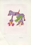 Fantasiewesen Drachen C  c1974