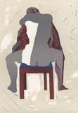 Sitzende  c2002