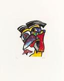 Perücken-Scheitel-Hokko  c1996