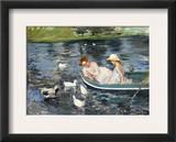 Cassatt: Summertime  1894