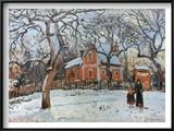 Pissarro: Trees  C1872