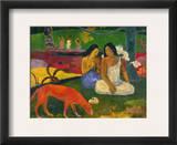Gauguin: Arearea  1892