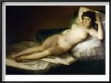 Goya: Nude Maja  C1797