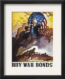 World War Ii Bond Poster
