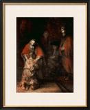 Return of the Prodigal Son  circa 1668-69