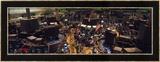 Stock Exchange, New York City, New York State, USA Photo encadrée par Panoramic Images