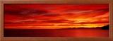 Sunrise  Water  Mulege  Baja  California  Mexico  United States