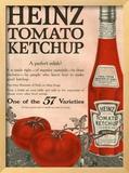 Heinz  Magazine Advertisement  USA  1910