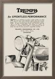 Triumph of Effortless Performance Reproduction encadrée