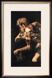 Saturn Devouring One of His Children  1821-23