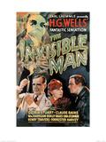 The Invisible Man Movie Claude Rains Gloria Stuart