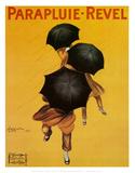 Parapluie Revel Reproduction d'art par Leonetto Cappiello