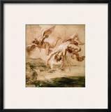Rubens:Fall Of Icarus 1637
