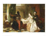 Othello Relating His Adventures  1869