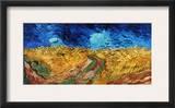 Van Gogh: Wheatfield  1890