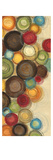 Wednesday Whimsy II - mini - Abstract Colorful Circles