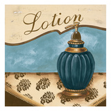 Bath Accessories IV - Blue Lotion