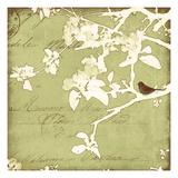 Song Birds I - Green