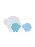 Aqua Baby Sheep