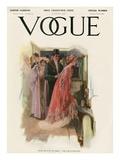 Vogue Cover - November 1908