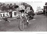 Merckx Dominates Reproduction d'art par Presse 'E Sports