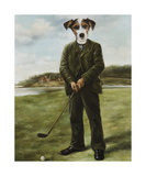 Persistent Golfer