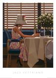 Journées de vin et de roses Reproduction d'art par Jack Vettriano