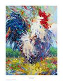 Confetti Rooster