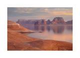Lake Powell Pastel Sunset