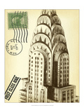 Non-Embelld Letters to New York I