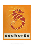 S is for Seahorse
