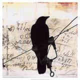 What Crows Reveal I Giclée premium par Ingrid Blixt