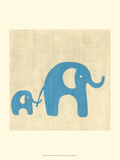 Best Friends - Elephants