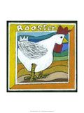 Whimsical Rooster